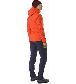 Proton LT Hoody Women's Aurora Back View