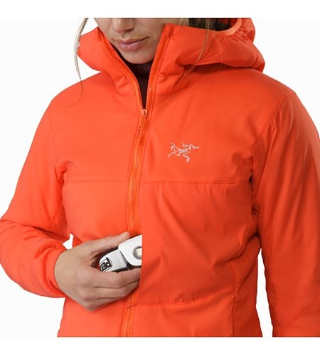 Proton LT Hoody Women's Aurora Chest Pocket