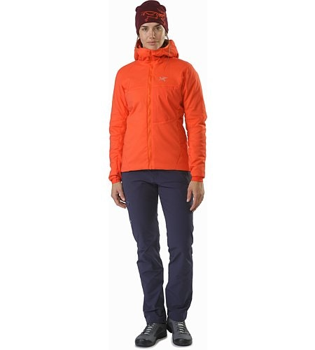 Proton LT Hoody Women's Aurora Front View