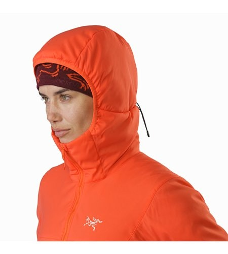 Proton LT Hoody Women's Aurora Hood Up
