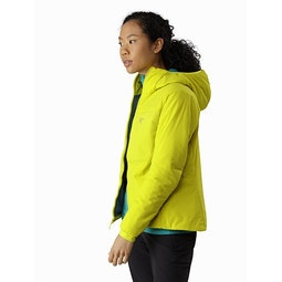 Proton LT Hoody Women's Lampyre Front View