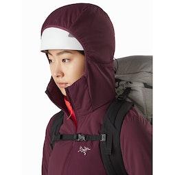 Proton LT Hoody Women's Rhapsody Helmet Compatible Hood