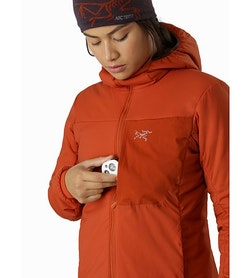 Proton LT Hoody Women's Sunhaven Chest Pocket