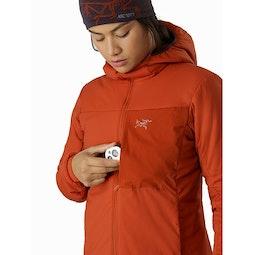 Proton LT Hoody Women's Sunhaven Chest Pocket