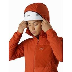 Proton LT Hoody Women's Sunhaven Helmet Compatible Hood