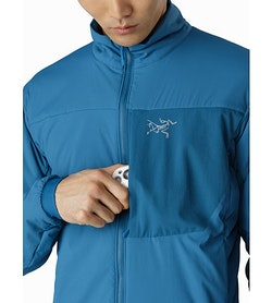 Proton LT Jacket Iliad Chest Pocket