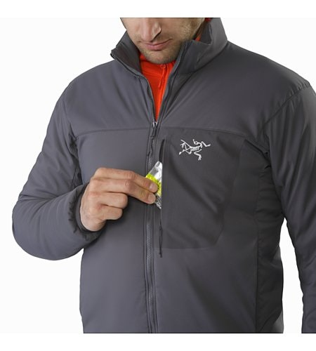 Proton LT Jacket Pilot Chest Pocket