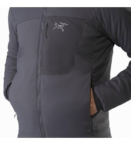 Proton LT Jacket Pilot Hand Pocket