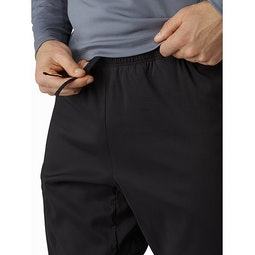 Proton Pant Black Waist Adjuster