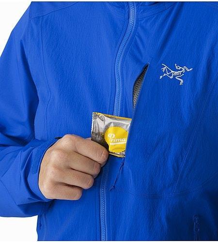 Psiphon FL Hoody Women's Somerset Blue Chest Pocket