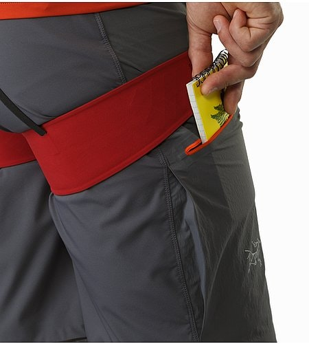 Psiphon FL Short Pilot Thigh Pocket