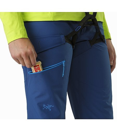 Psiphon SL Pant Women's Poseidon Thigh Pocket