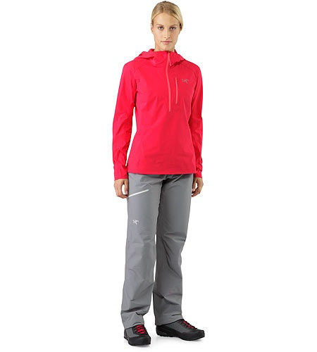 Psiphon SL Pant Women's Sterling Silver Front View