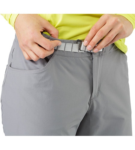 Psiphon SL Pant Women's Sterling Silver Waistband