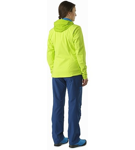 Psiphon SL Pullover Women's Titanite Back View