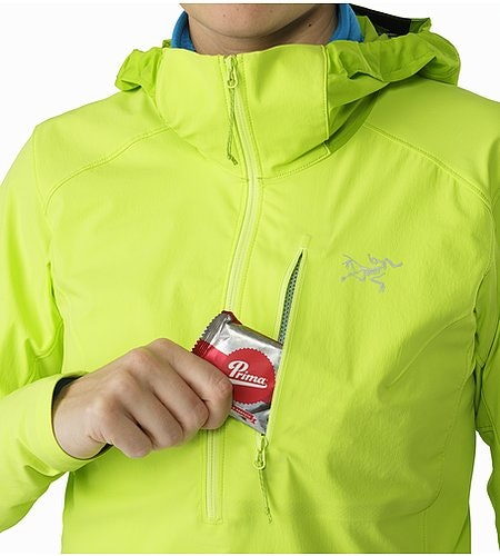 Psiphon SL Pullover Women's Titanite Chest Pocket