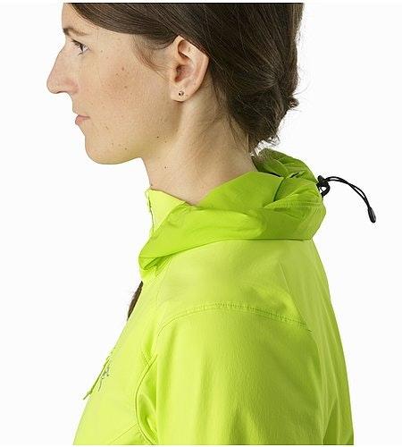 Psiphon SL Pullover Women's Titanite Stowed Hood