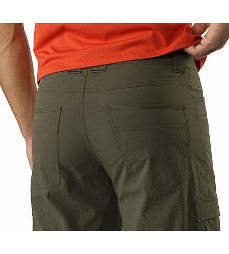 Rampart Long Gwaii External Back Pockets