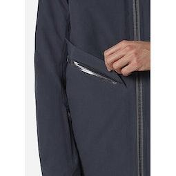 Range IS Jacket Pluton Hand Pocket