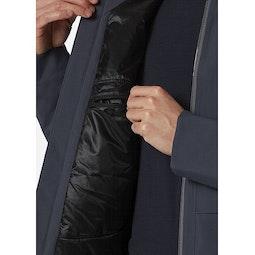 Range IS Jacket Pluton Internal Security Pocket
