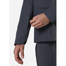 Range IS Jacket Pluton Sleeve Pocket