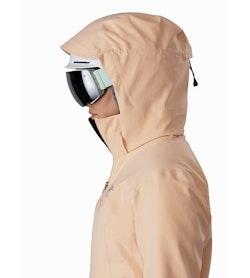 Ravenna Jacket Women's Elixir Helmet Compatible Hood