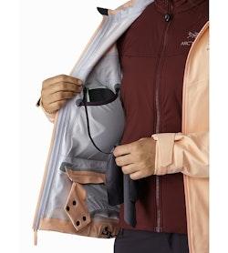 Ravenna Jacket Women's Elixir Internal Dump Pocket