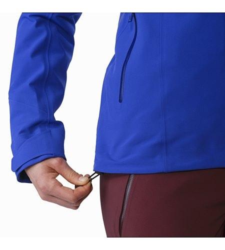 Ravenna Jacket Damen Zaffre Saumanpassung