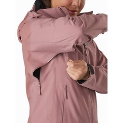 Ravenna LT Jacket Women's Momentum Pit Zip