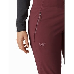 Ravenna Pant Women's Dark Inertia Hand Pocket