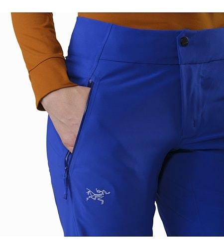 Ravenna Pant Women's Zaffre Hand Pocket