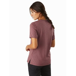 Remige Shirt SS Women's Inertia Back View