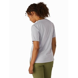 Remige Shirt SS Women's Synapse Back View