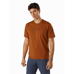 Remige Word Shirt SS Agra Front View