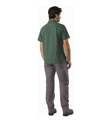 Revvy Shirt SS Cypress Rückansicht