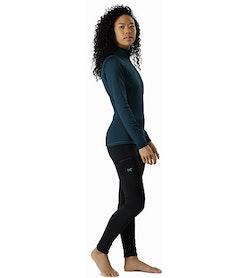 Rho AR Bottom Women's Black Full Body