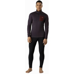 Rho AR Zip Neck Dimma Full Body