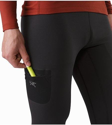 Rho LT Boot Cut Bottom Black Thigh Pocket