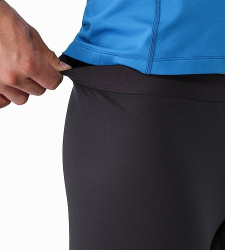 Rho LT Bottom Black Waistband
