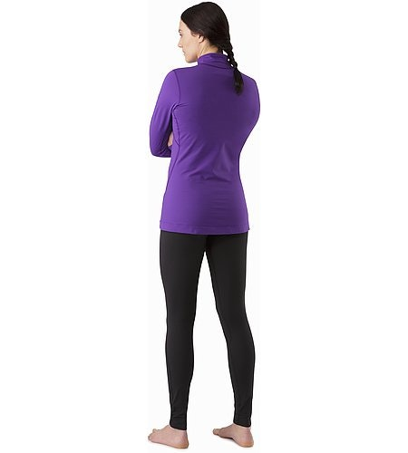 Rho LT Bottom Women's Black Back View 2
