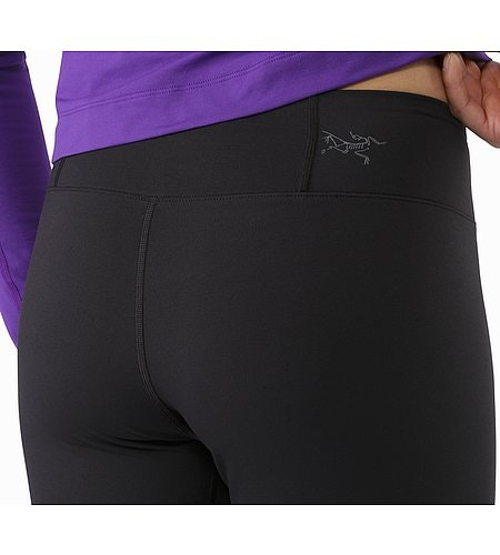 Rho LT Bottom Women's Black Back Waistband 2