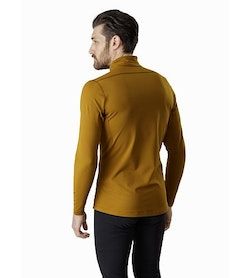 Rho LT Zip Neck Yukon Back View