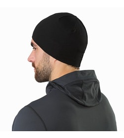 Rho LTW Beanie Black Back