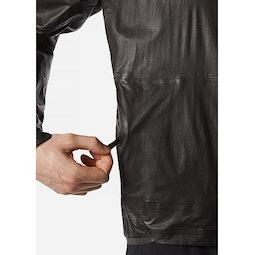 Rhomb Jacket Black Adjuster