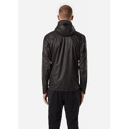 Rhomb Jacket Black Back