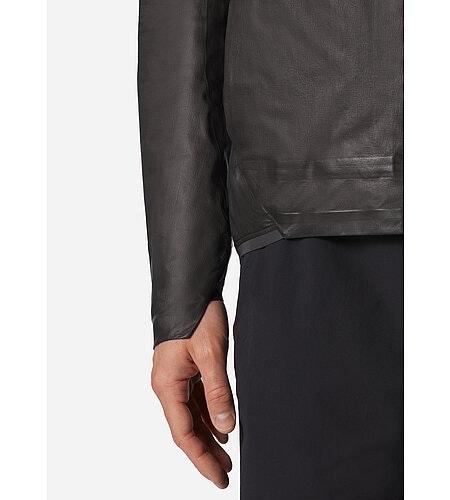 Rhomb Jacket Black Cuff
