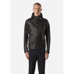 Rhomb Jacket Black Front