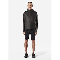 Rhomb Jacket Black Full View