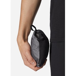 Rhomb Jacket Black Packed