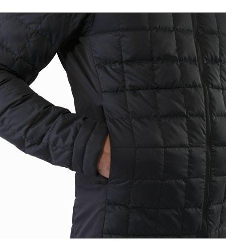 Rico Jacket Black Hand Pocket
